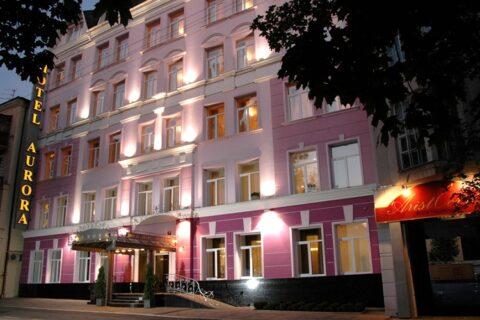 Premier Hotel Aurora, г. Харьков
