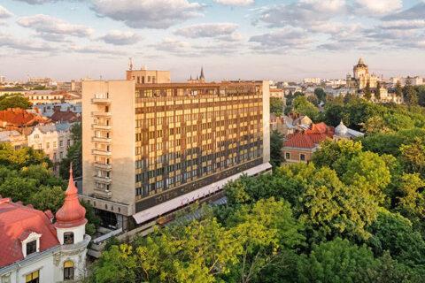 Premier Hotel Dnister, г. Львов