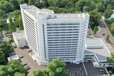 Premier Hotel Slavutych, г. Киев