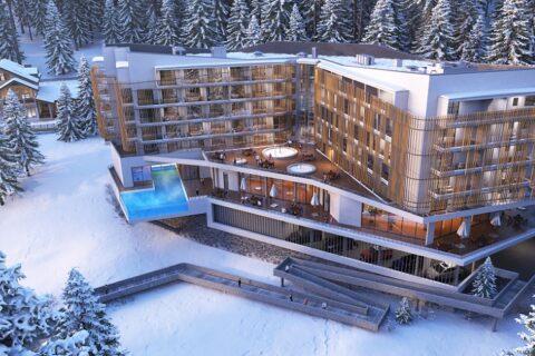 Premier Resort Hotel Bukovel, с. Поляница (Буковель)
